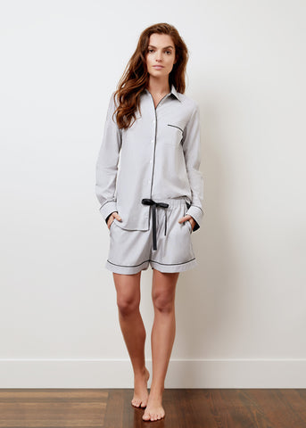 Wanderluxe Sleepwear - The Mia Boxer Set