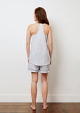Wanderluxe Sleepwear - The Mia Camisole Boxer Set