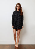 Wanderluxe Sleepwear - The Edie Night Shirt