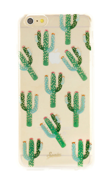 sonix clear coat for iPhone 6/S - 'cactus'