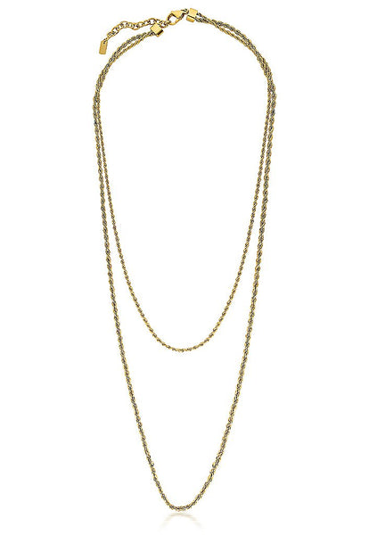 Cendre Vera Layering Rope Necklace