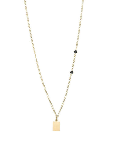 Luna Rae Black Night Necklace