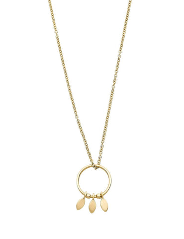 Luna Rae Falling Stars Necklace