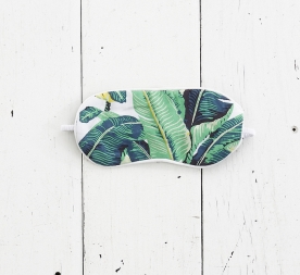 masini & chern banana leaf eye mask