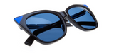 Pared Eyewear 'Cat & Mouse' - Black/Navy