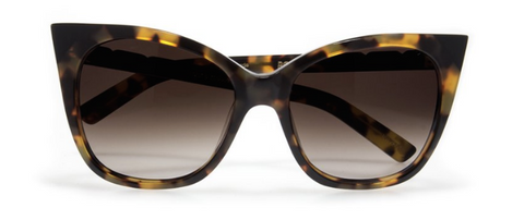 Pared Eyewear 'Cat & Mouse' - Dark Tortoise