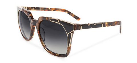Pared Eyewear 'Tutti & Frutti' Sunglasses - Eighties Tortoise