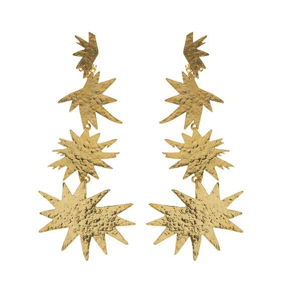Christie Nicolaides Asteria Earrings - Gold