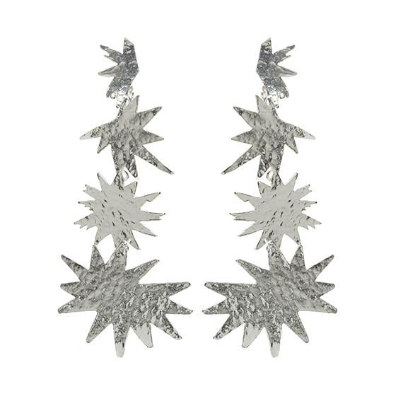 Christie Nicolaides Asteria Earrings - Silver