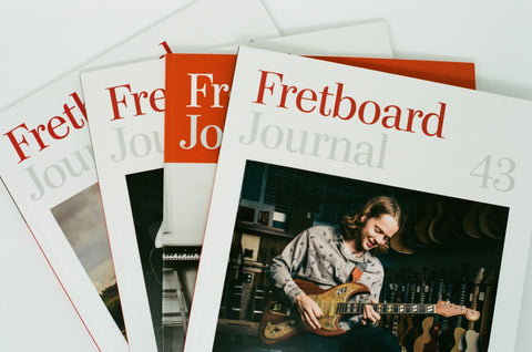 Fretboard Journal Digital Subscription Renewal (Four Issues)