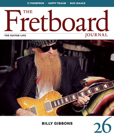 Fretboard Journal #26 - The Fretboard Journal