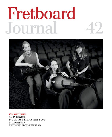 Fretboard Journal 42 Digital Download