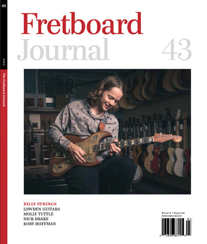 Fretboard Journal 43 Digital Download