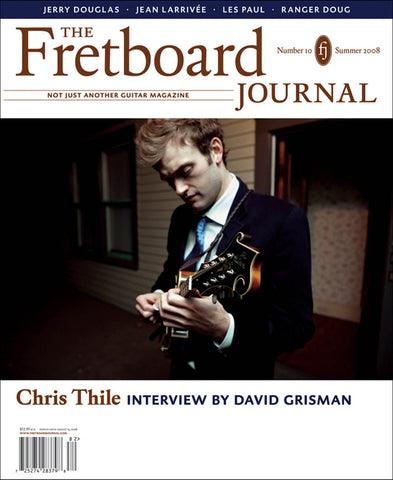 Fretboard Journal #10 - The Fretboard Journal