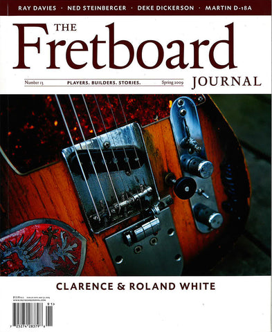 Fretboard Journal #13 - The Fretboard Journal
