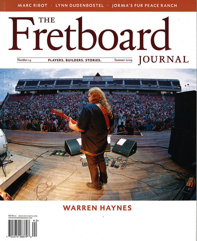Fretboard Journal #14 - The Fretboard Journal