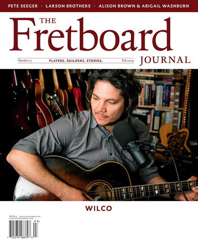 Fretboard Journal #15 - The Fretboard Journal