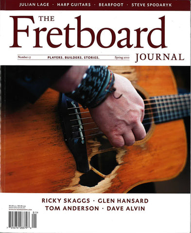 Fretboard Journal #17 - The Fretboard Journal