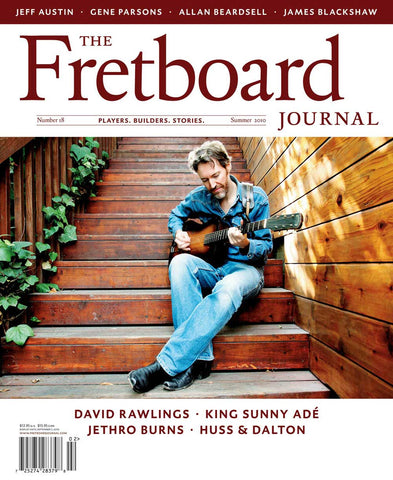 Fretboard Journal #18 - The Fretboard Journal