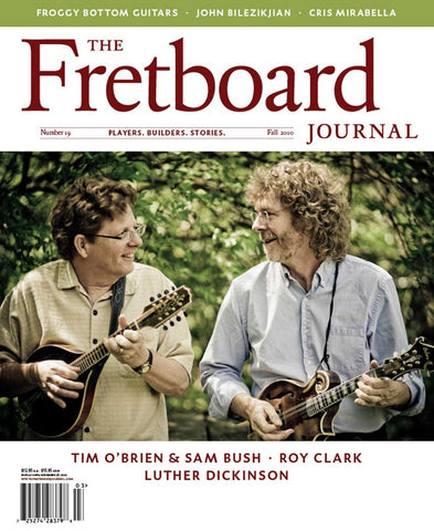 Fretboard Journal #19 - The Fretboard Journal