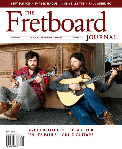 Fretboard Journal #20 - The Fretboard Journal