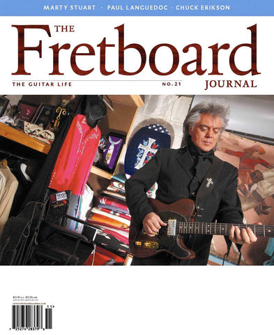 Fretboard Journal #21 - The Fretboard Journal