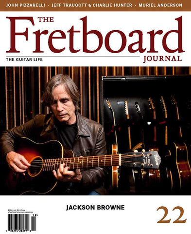 Fretboard Journal #22 - The Fretboard Journal