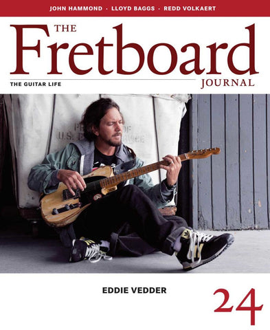 Eddie Vedder Feature PDF - The Fretboard Journal