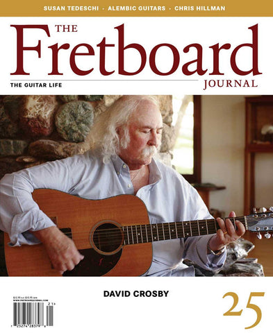 Fretboard Journal #25 - The Fretboard Journal