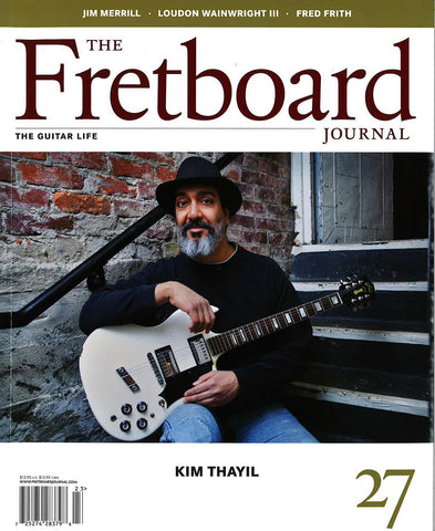 Fretboard Journal #27 - The Fretboard Journal