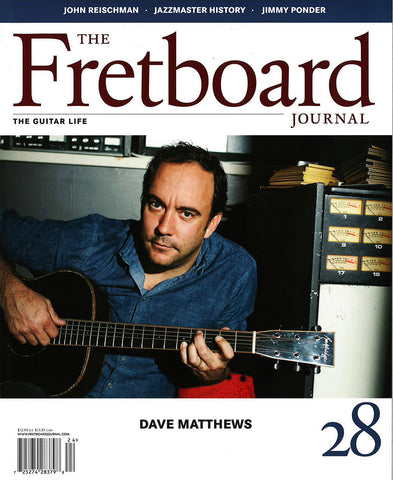 Fretboard Journal #28 - The Fretboard Journal
