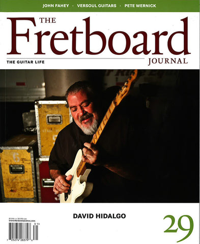 Fretboard Journal #29 - The Fretboard Journal