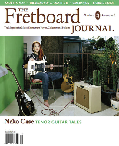 Fretboard Journal #2 - The Fretboard Journal