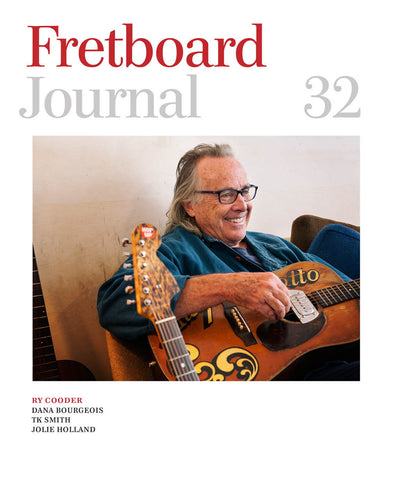 Fretboard Journal #32 - The Fretboard Journal