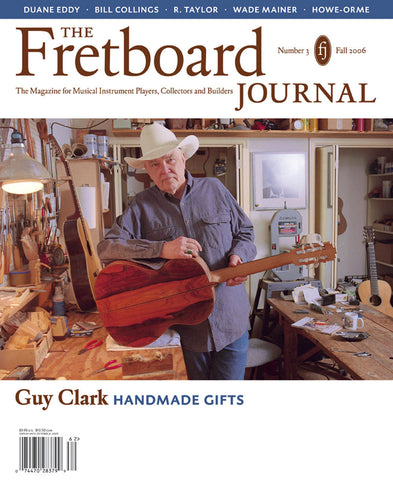 Fretboard Journal #3 - The Fretboard Journal