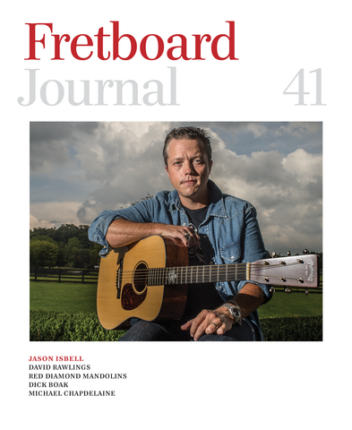 Fretboard Journal #41 - The Fretboard Journal