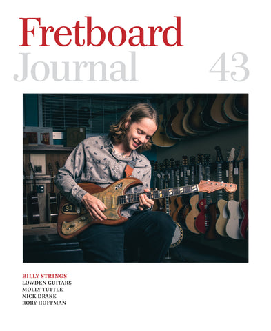 Fretboard Journal #43