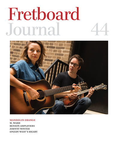 Fretboard Journal #44