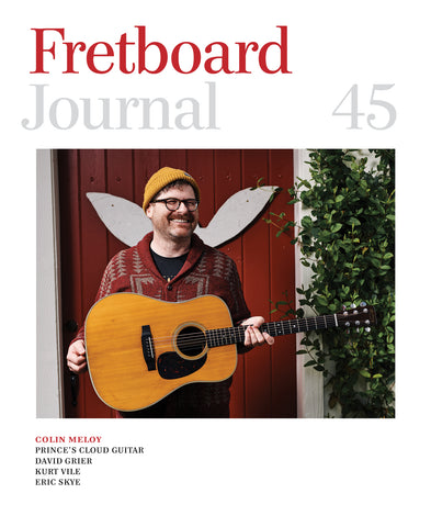 Fretboard Journal #45