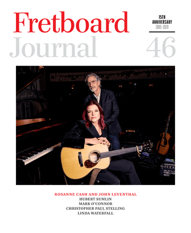 Fretboard Journal #46