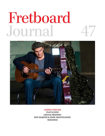 Fretboard Journal #47