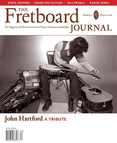 Fretboard Journal #4 - The Fretboard Journal