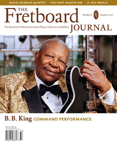 Fretboard Journal #6 - The Fretboard Journal
