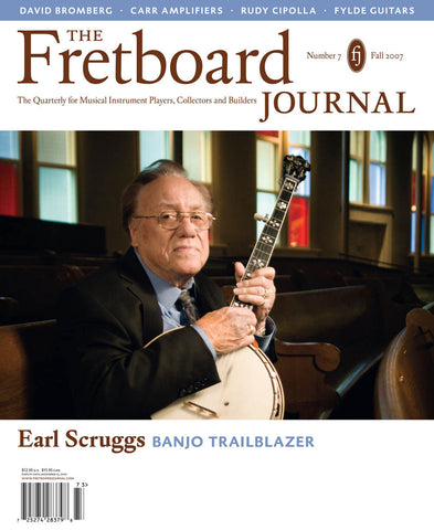 Fretboard Journal #7 - The Fretboard Journal