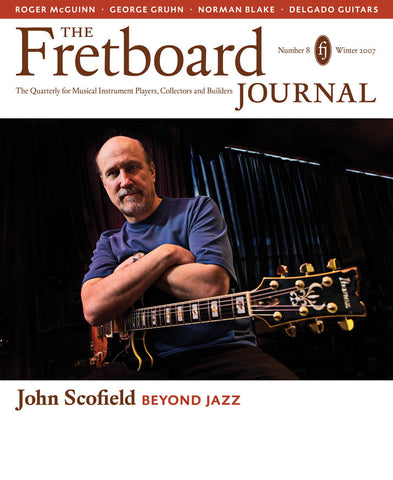 Fretboard Journal #8 - The Fretboard Journal