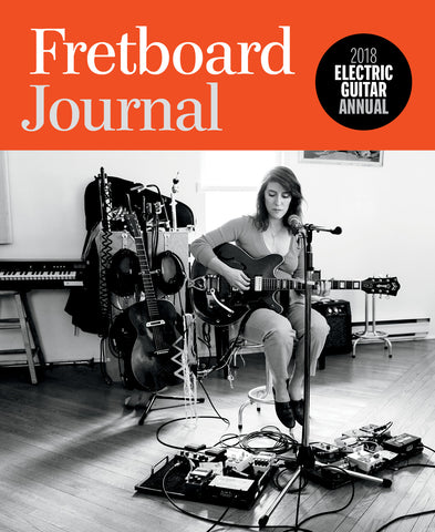 Fretboard Journal - Electric Annual (Now Shipping)