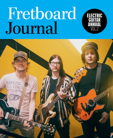 2019 / 2020 Electric Guitar Annual