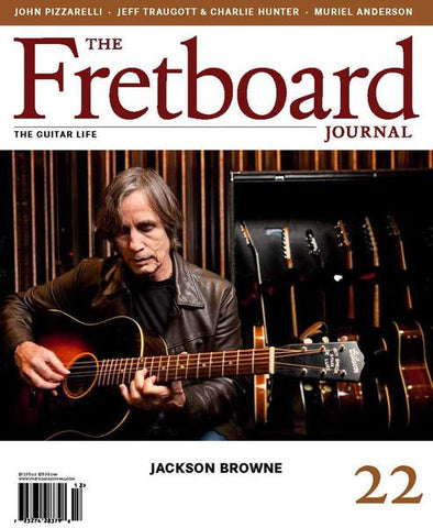 Jackson Browne Feature PDF - The Fretboard Journal