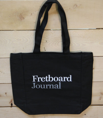 FJ Tote Bag - The Fretboard Journal
