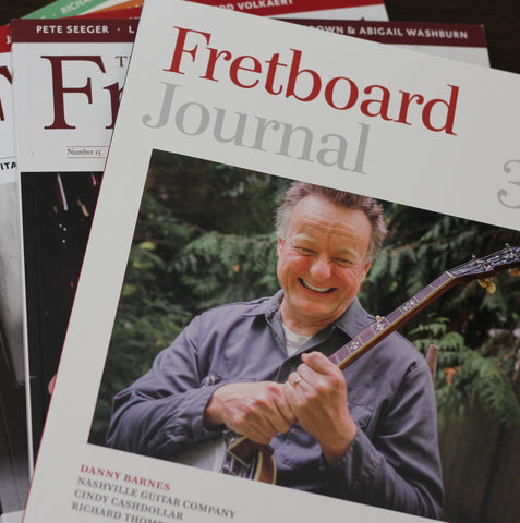 Fretboard Journal Gift Subscriptions - The Fretboard Journal